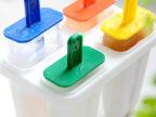 自制冰棒模盒 无毒冰棒盒/冰淇淋雪糕水果布丁盒模具/冰格/