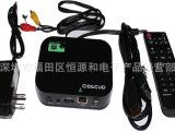 工厂直销全志A20双核安卓电视机顶盒,智能网络高清播放器1G/4