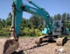 神钢260挖掘机出售,工程活少,低价紧急转让