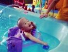 宝宝游泳儿童游泳暑期班一对一暑假小班国信游泳馆
