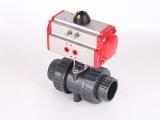 受欢迎的气动PVC球阀推荐不锈钢电动球阀
