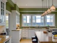 各种装修风格的开放式厨房装修-成都装修公司推荐