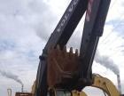 阿坝沃尔沃挖掘机总经销-二手沃尔沃210挖掘机-沃尔沃挖掘机