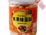 贝比佳营养蛋酥-水果味 台湾原装进口 直营婴幼儿辅食品批发