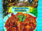 BABASI 印度小厨 芭芭斯肉类咖喱调味品 1kg咖喱鸡 咖喱
