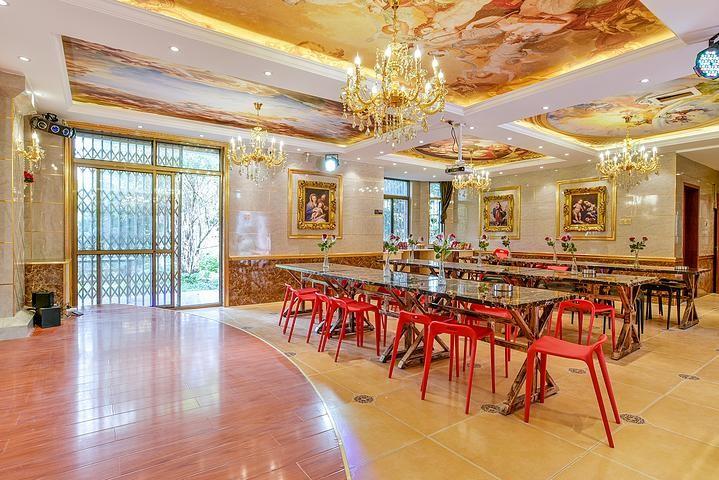 长沙岳麓区公司年会,班级聚餐,部门团建,家庭聚会别墅日租馆