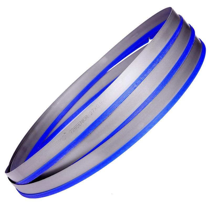 泰嘉双金属带锯条不锈钢轴承钢模具钢工具钢切割大齿细齿机用锯条