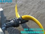 印刷厂污水处理潜水低速推流器QJB7.5kw
