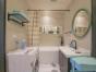 1室1厅60平米精装豪华舒适浴缸套房 拎包入住