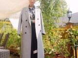 杭州大牌蔓诺蒂16冬装 外套羽绒服大衣 品牌女装折扣批发