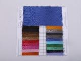 现货经典大鳄鱼纹皮革 箱包装饰人造革 pvc服装合成革批发