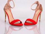 微信货源2014 zara夏季欧美新款凉鞋女超高跟鞋女鞋厂家批发