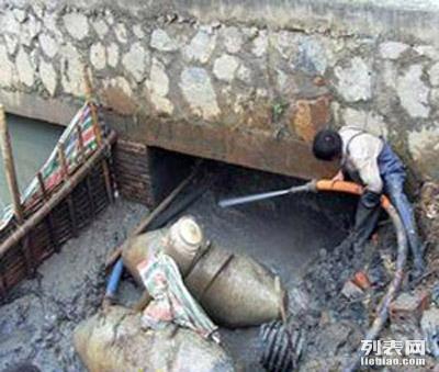 保定市隧洞清淤及涵洞清淤和市政排水管道疏通清淤