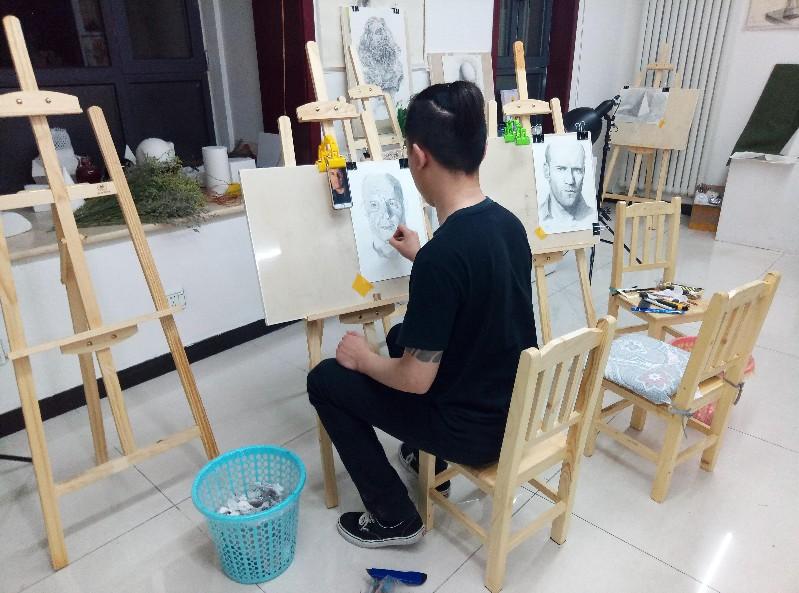 北京顺义后沙峪 少儿 成人美术 零基础 独立艺术家教学
