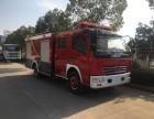 东风2-3.5吨水罐消防车