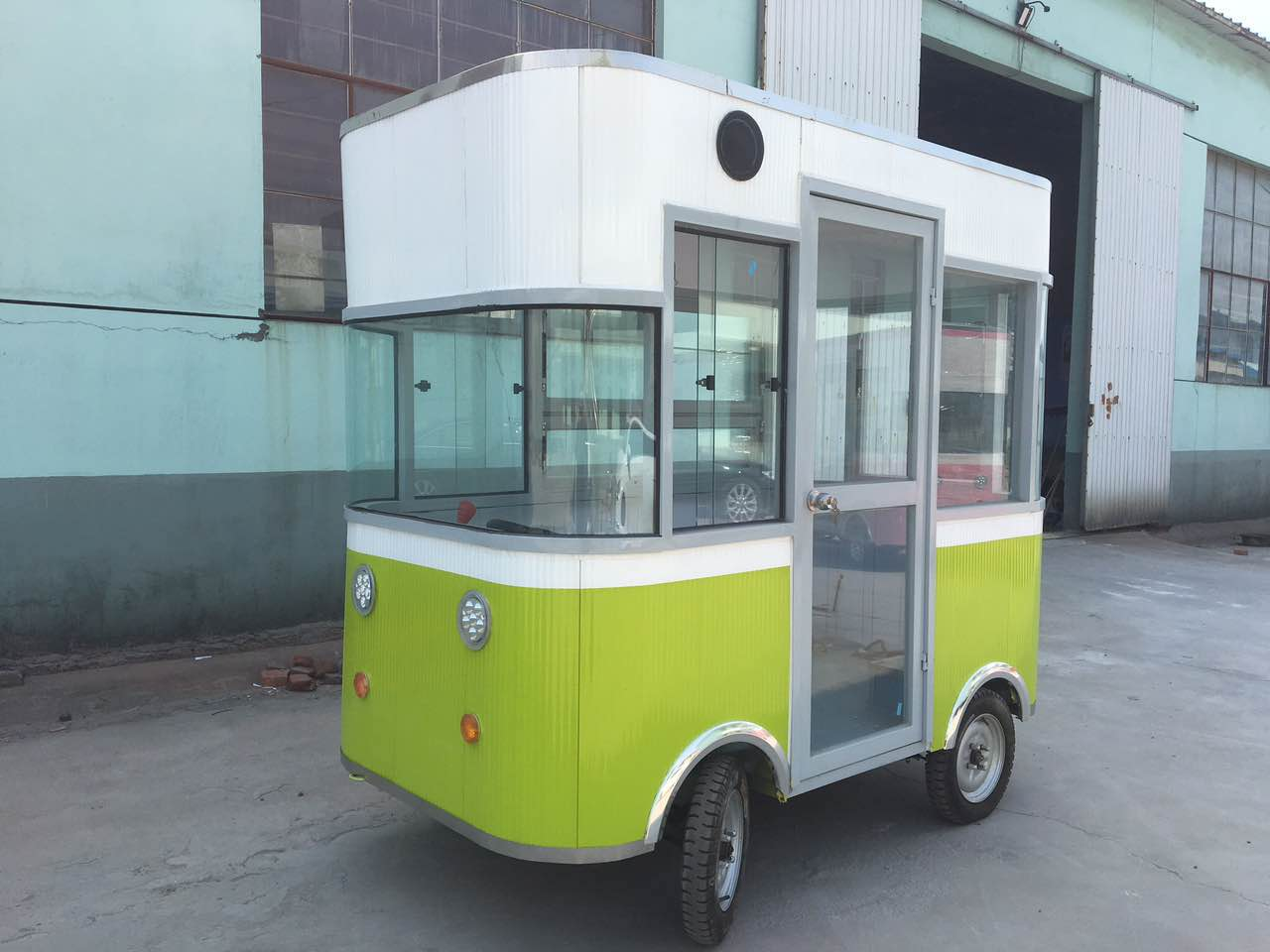 电动餐车专业供应商|鞍山电动餐车