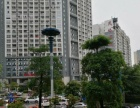 凤岭北 新二中旁临街商铺二楼出租 合适教育无中介费