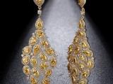 润培 女式饰品精美高品质耳环 饰品生产厂家 可定制