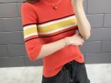 秋季加厚开衫针织衫特价尾货女式毛衣批发