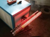 锚杆支护端头镦粗加热炉,档杆锻造加热电炉
