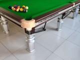 英森国际钢库台球桌现货供应