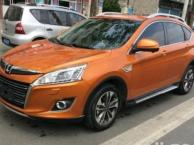 纳智捷LUXGEN7 SUV 纳智捷优6旗舰型最高配置 2014