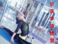 哈尔滨华翎钢管舞学校 专业舞蹈健身塑型 培养高级教练