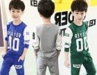 全新便宜的服装批发市场工厂直销大量各种3元卡通印花童装批发网