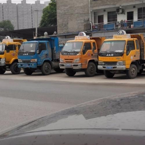 西安建筑垃圾清运低价全天承接白天晚上服务