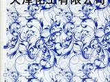 优质青花瓷水转印膜供应厂家 大泽化工