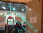 白沟办公室门禁系统安装 玻璃门安装 地弹簧门禁安装