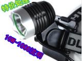 工厂批发新款T6/U2自行车灯 LED强光头灯 钓鱼灯矿灯usb