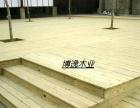 防腐木木屋价格 平顶山专业销售防腐木地板、座椅