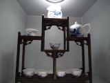 景德鎮陶瓷茶杯青花手繪禮盒裝可定制加logo