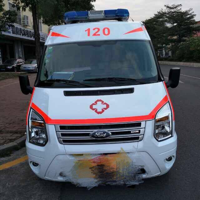 天津救护车出租费用最低 天津长途救护车出租120急救车