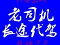 上海长途代驾司机 新车提车上簰 专业老司机 二手车提档过户