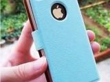 厂家直销 镇店之宝 苹果iphone4S 超薄手机左右开保护皮套