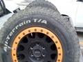 四条越野专用防脱圈轮胎