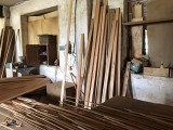 长沙岳麓豪华实木厨柜门板工厂
