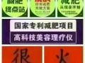 中医五行减肥瘦身加盟