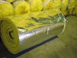 厂家直销玻璃棉卷毡 复合玻璃棉卷毡 陕西**玻璃纤维卷毡
