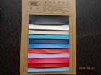 五洲销售PVC材质1.0厚十字纹皮革,欢迎客户致电洽淡