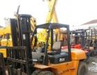 特销二手叉车 杭州牌2.5吨3吨手动排档 柴油型490新动力