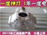 厂家直销批发LED**遥控应急节能灯 一度神灯 送录音广告布