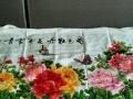 纯手工十字绣(国色牡丹,花开富贵)