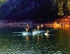 汇景源旅游网.玉田湖四周山峦起伏 湖水碧波粼粼