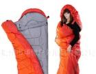 滑雪会用到的睡袋