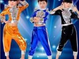 六一新款儿童舞蹈服 儿童爵士舞表演服 男女童幼儿演出服 爵士服