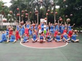野马篮球训练营火热招生