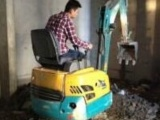 上海微型挖掘机小型小挖机出租